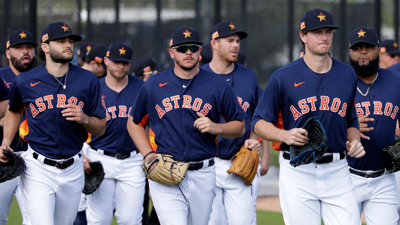Astros cheating scandal -- MLB players weigh in on sign stealing