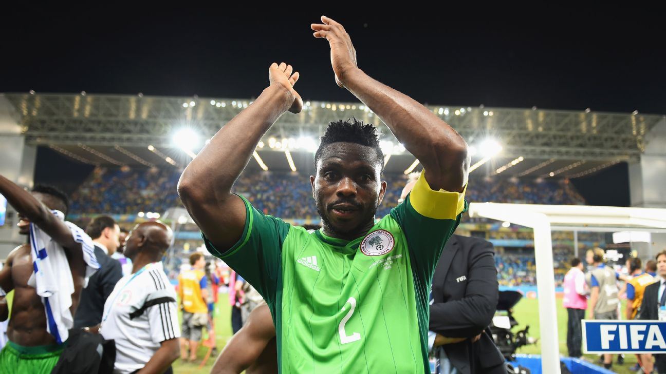 Joseph Yobo was appointed Nigeria assistant coach, despite not holding a single coaching qualification. But he does boast a ton of experience, as former Super Eagles skipper.
