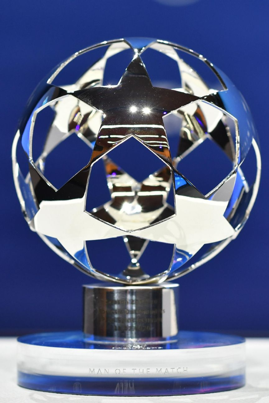Uefa S New Champions League Man Of The Match Award Is Truly A Thing Of Beauty