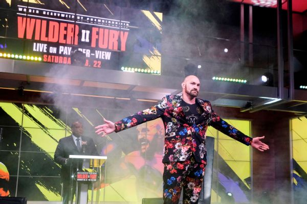 Fury will consider 'walking away' once contract up