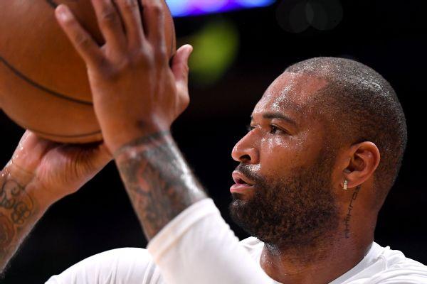 Cousins picks Rockets as sides reach 1-year deal