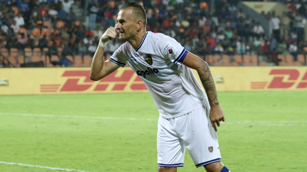 Lucian Goian should not have been in a position to score in the manner he did against Mumbai City. And yet, he did.