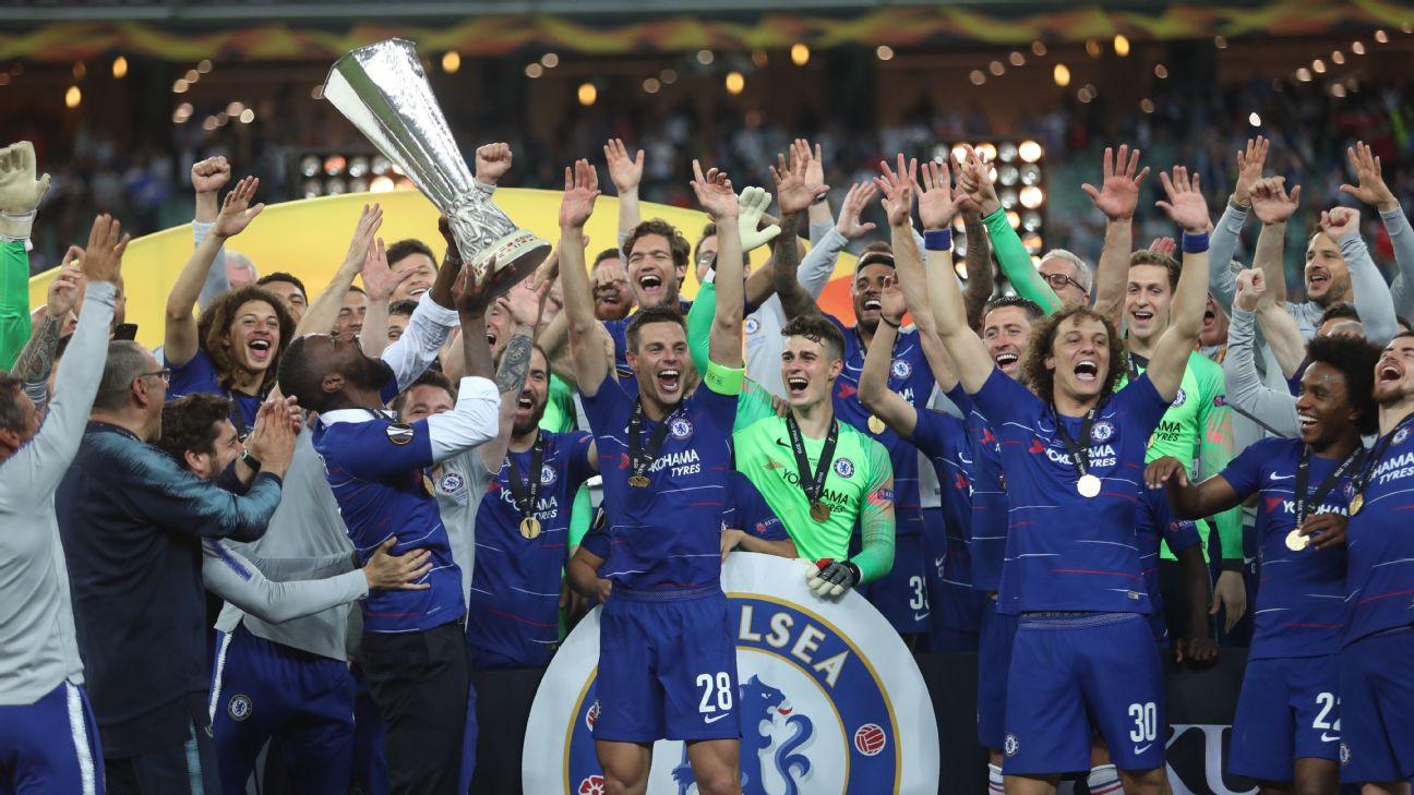 Chelsea, Europa League