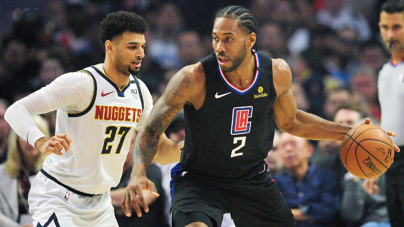 Nba Playoffs 2020 Experts Picks For Clippers Nuggets And Lakers Rockets In The West Semis