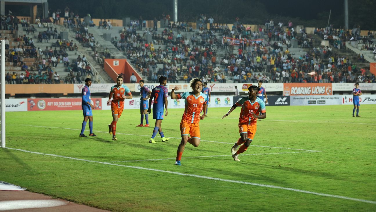 Katsumi Yusa has scored in all four matches in February in which Chennai City have picked up points.