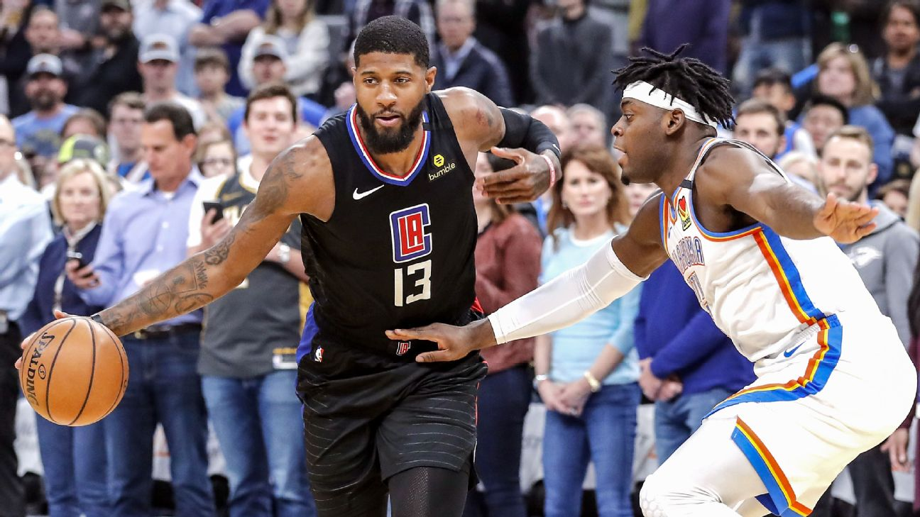 "Hasil gambar untuk Paul George is still ""work in progress"""