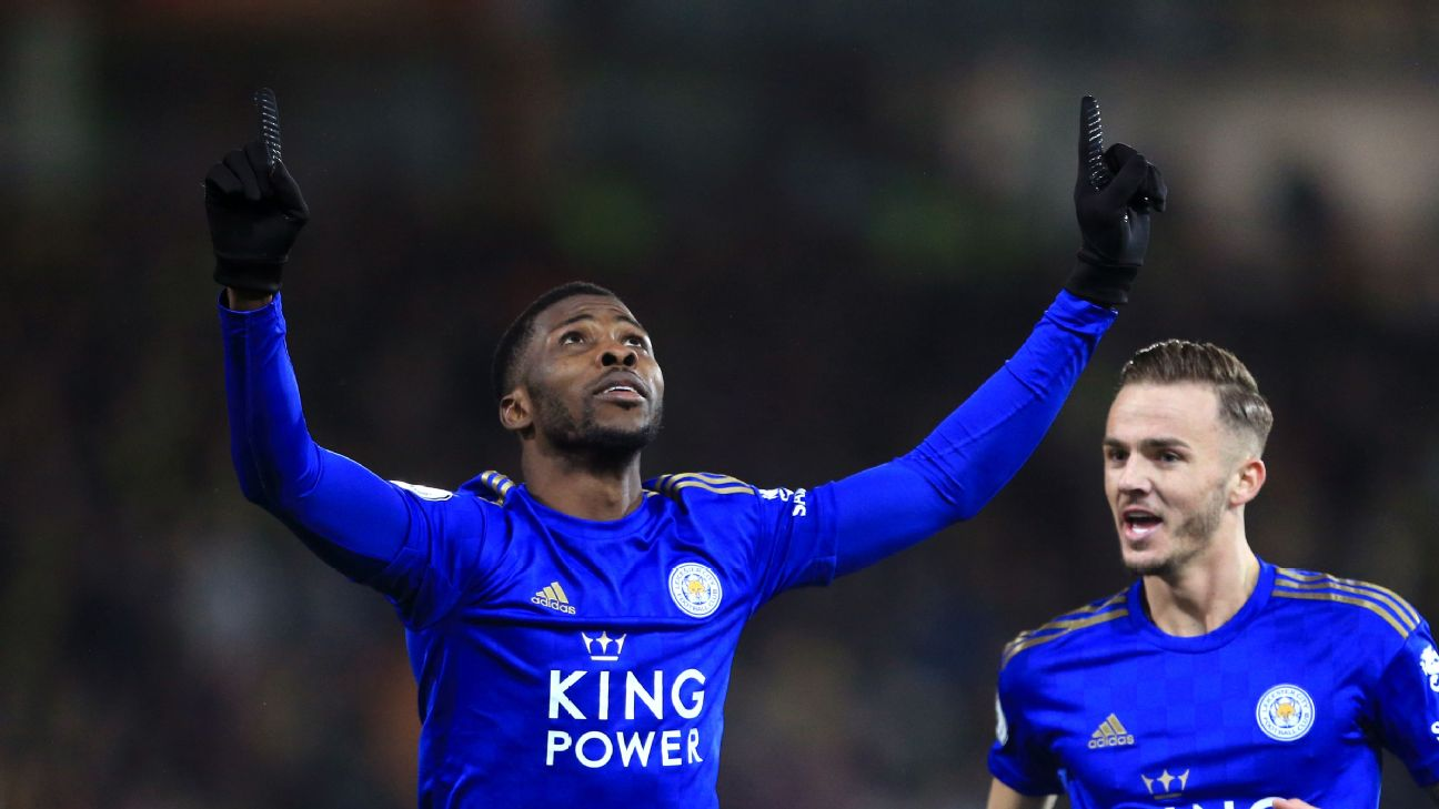 Kelechi Iheanacho's recall to the Nigeria squad is not a surprise, given his good form for Leicester in recent months.
