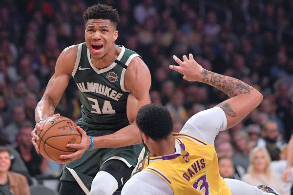 NBA-best Bucks working as if play will continue