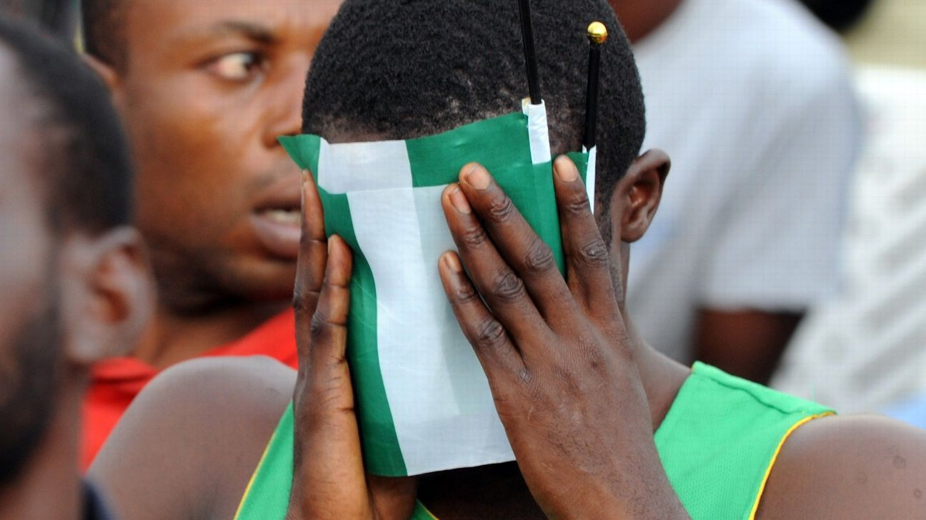 """It is a sad day for Nigerian football and we are devastated."" - Nasarawa United chairman Isaac Danladi."