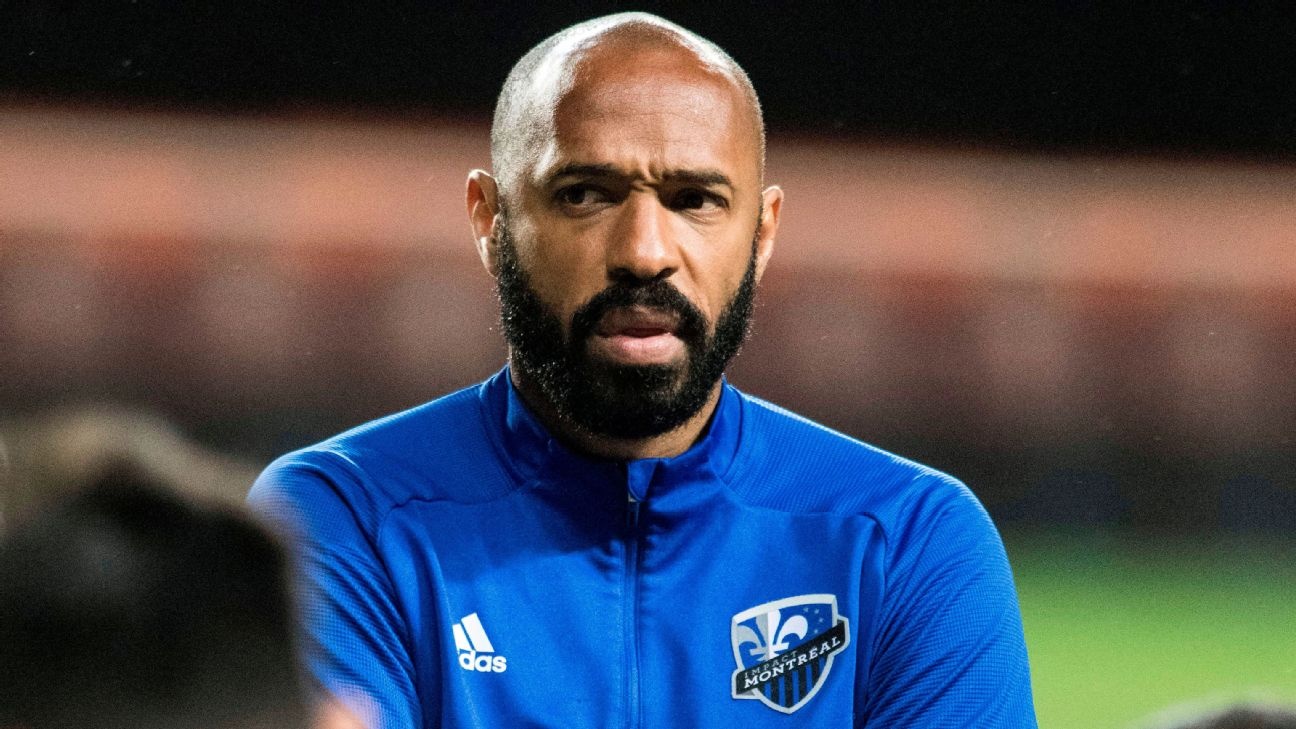 How Thierry Henry is trying to resurrect his coaching career in MLS