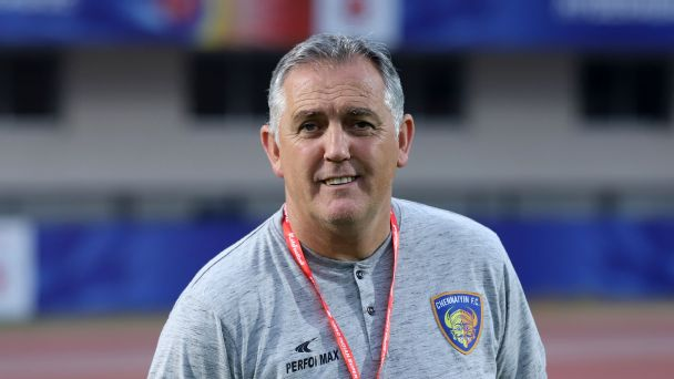 Owen Coyle has been the chief architect of Chennaiyin's remarkable turnaround this season.
