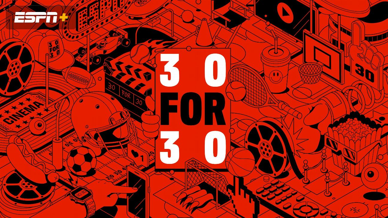 30 for 30: Stream all your favorite films and shorts