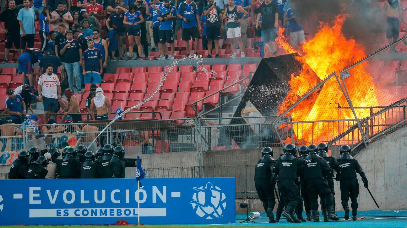 Universidad de Chile fans
