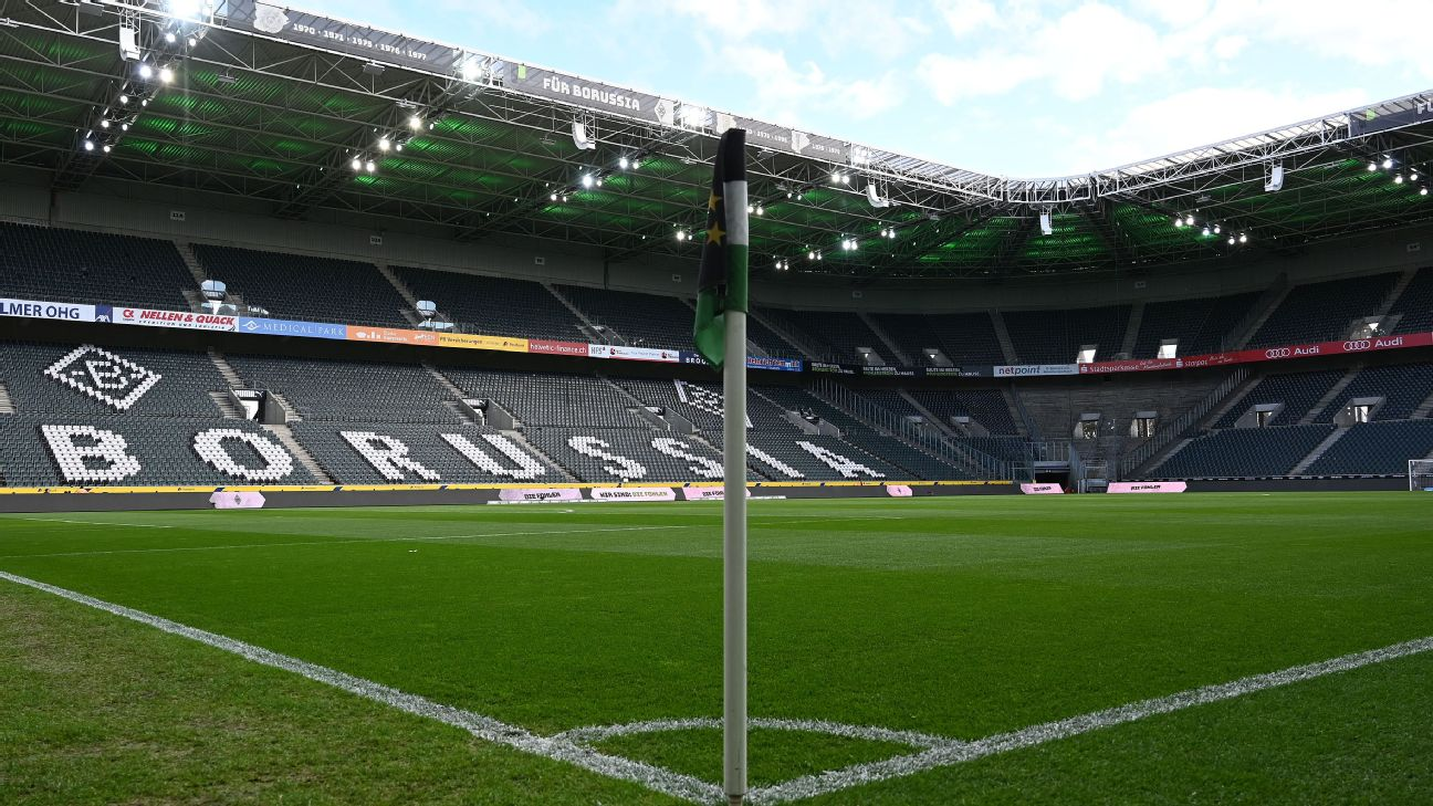 Borussia Moenchengladbach are the first team in Germany to waive salaries.