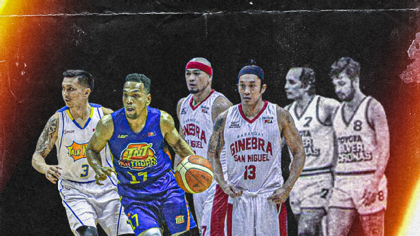 Nba Champions Who Played In The Pba As Imports