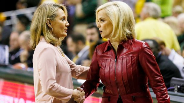 Baylor's shadow loomed large over Texas and coach Karen Aston