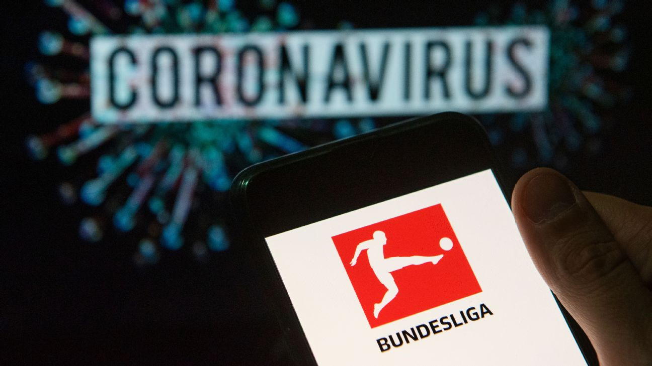 La Bundesliga devient la première ligue majeure d'Europe à reprendre - Euro 2020