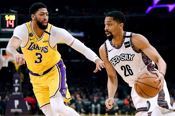 Source: Guard Dinwiddie nears deal with Wizards