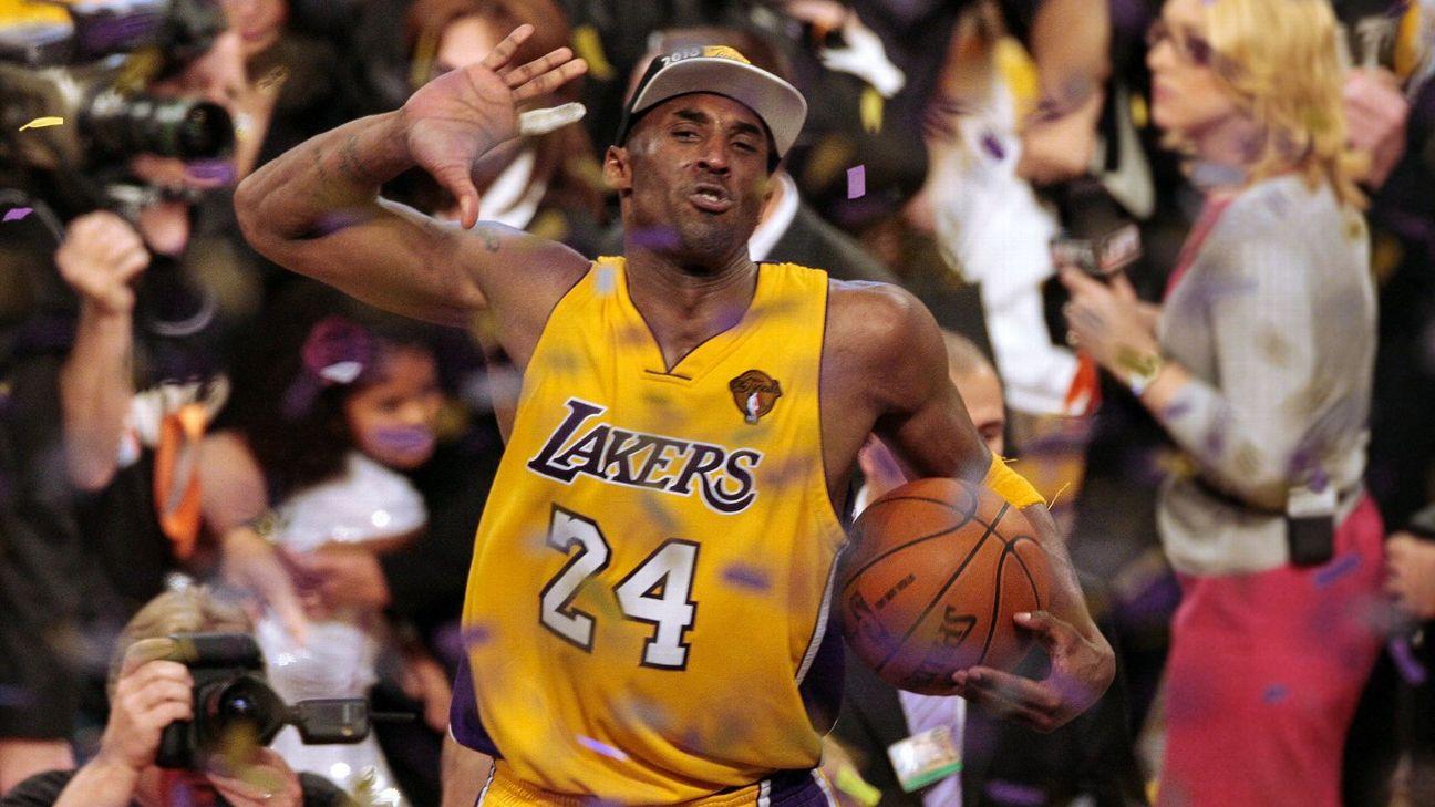 Ranking Kobe Bryant S Five Nba Title Winning Postseasons Abc30 Fresno