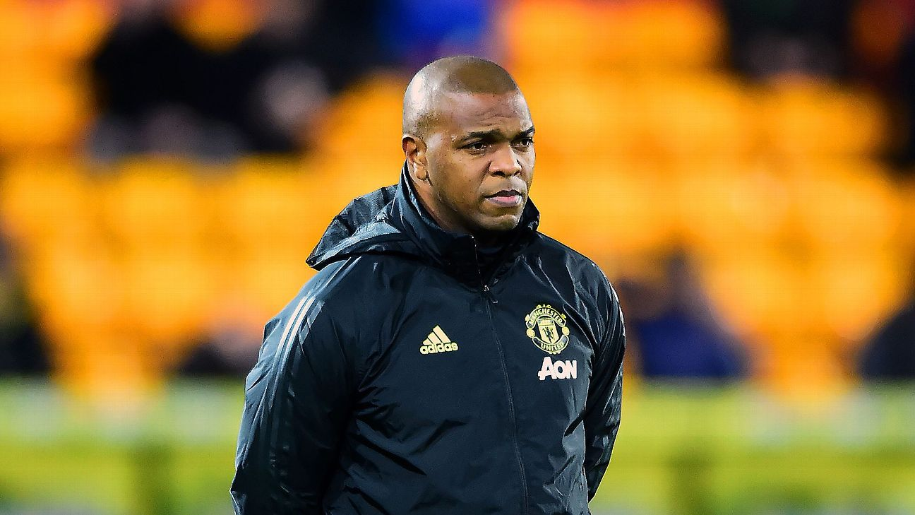Quinton Fortune was appointed assistant manager of Manchester United's U-23 side in 2019.