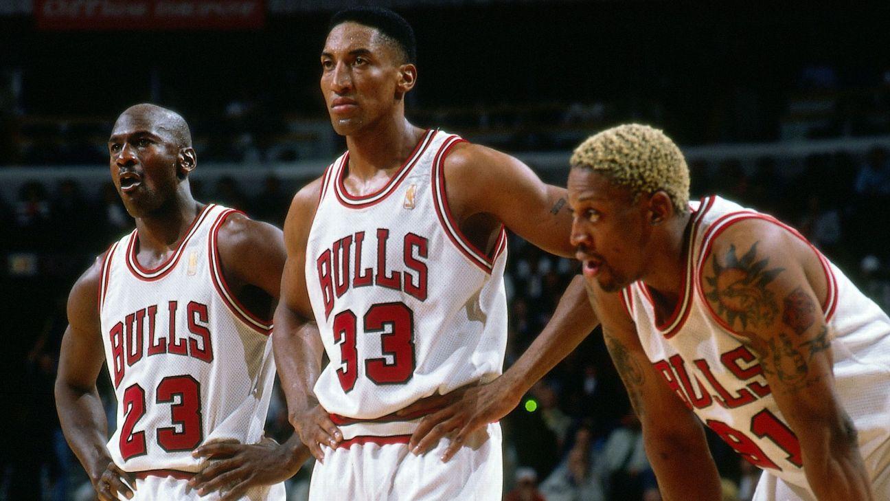 Chicago Bulls built their last title team