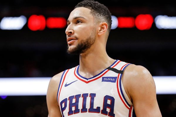 76ers Brand: Simmons close or ready to