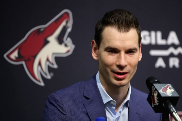 Source: NHL suspends ex-Coyotes GM Chayka