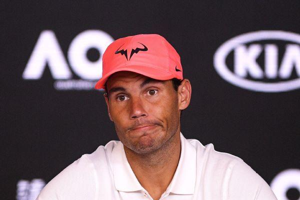 Nadal: Should scrap 20 season, prepare for