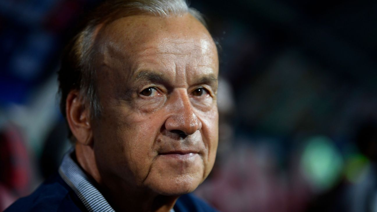 Gernot Rohr remains Nigeria coach, after telling ESPN that he had two more offers in the table if agreement could not be reached.