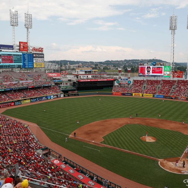 Sources: Reds player positive; Sat. game in air