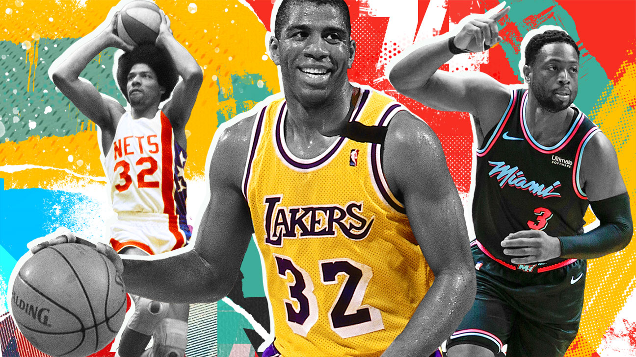 Ranking the top 74 jerseys in NBA history