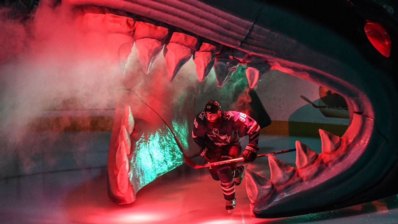 One NHL teams plans for reopening