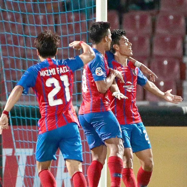 Syafiq Ahmad's goal was enough for JDT to top Kashima in their first AFC Champions League win.