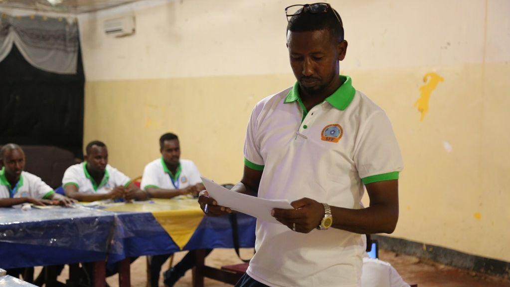 Former Somalia international goalkeeper Abdiwali Olad Kanyare, who has been shot dead in a mosque, has been described as