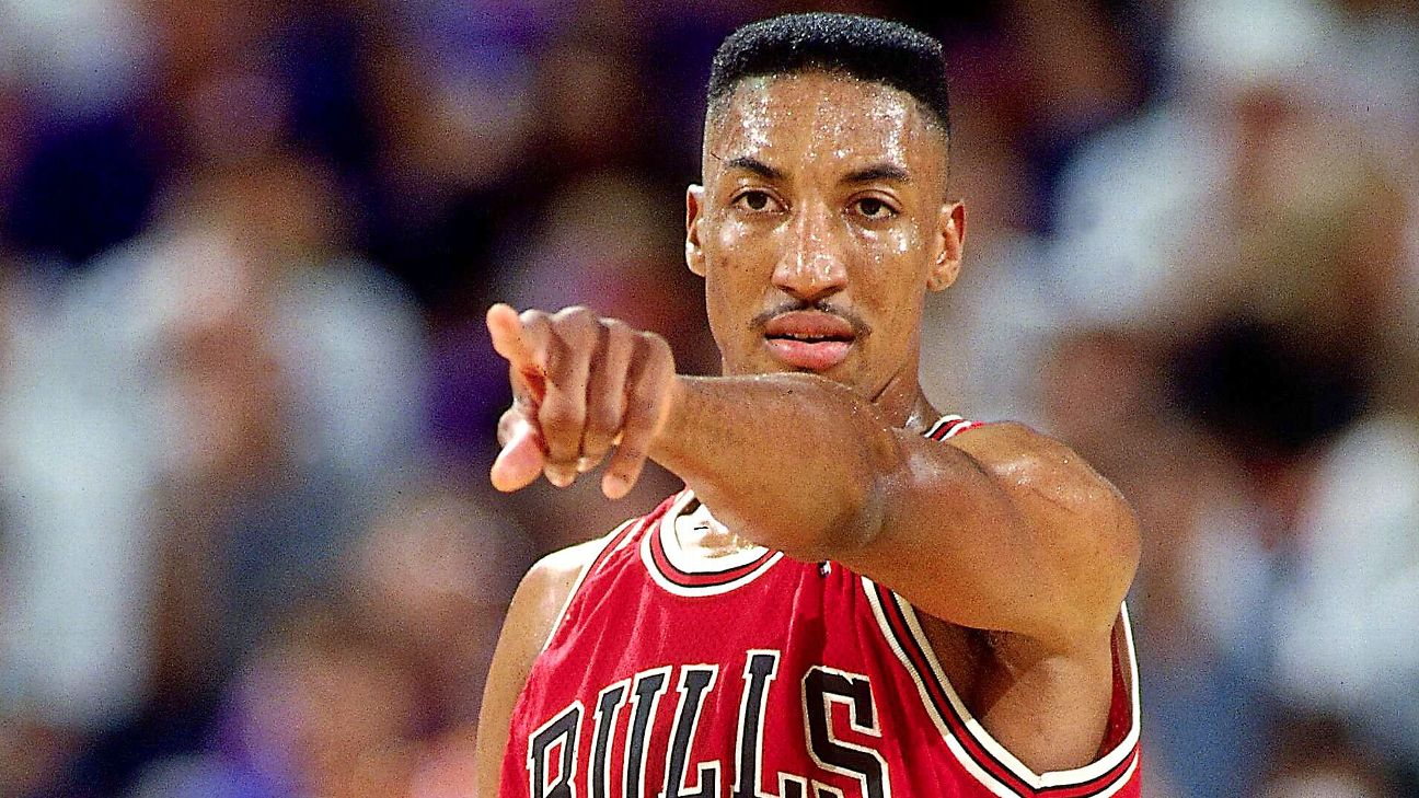 He Was Beloved By Everybody How Scottie Pippen Lifted Michael Jordan And The Chicago Bulls