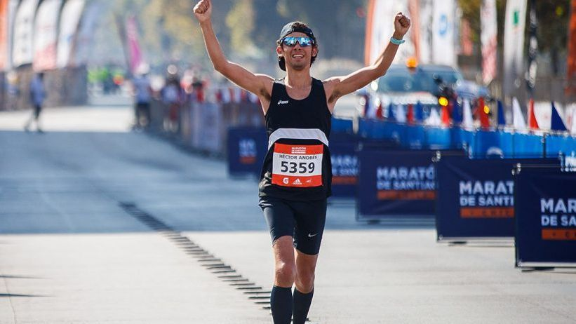 Dieta corredor media maraton 2021