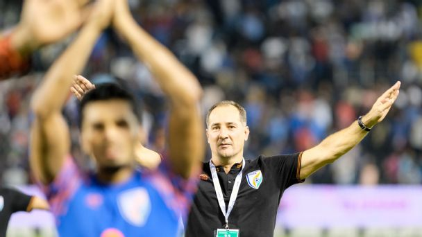 Igor Stimac says if we can get seven or eight players of Indian origin who are playing abroad, that would change our results dramatically.