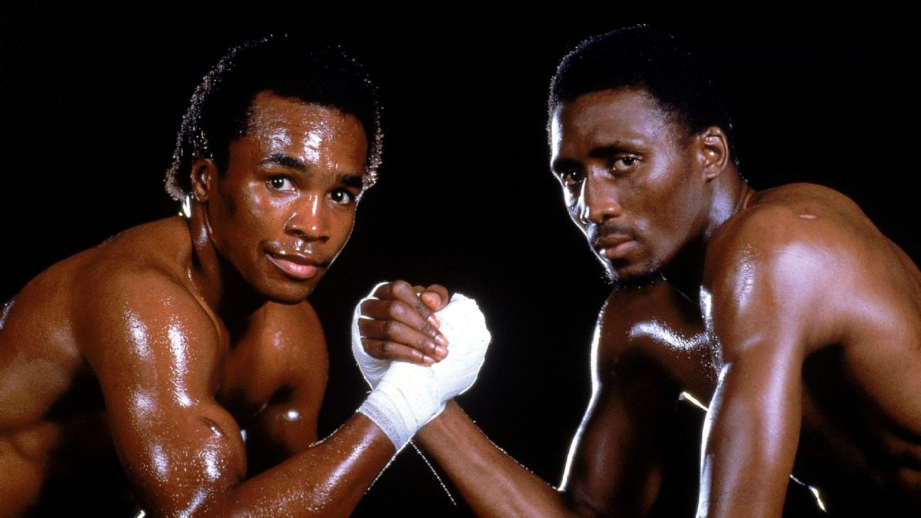 Sugar Ray Leonard On First Thomas Hearns Fight What The Hell Is Going On Here