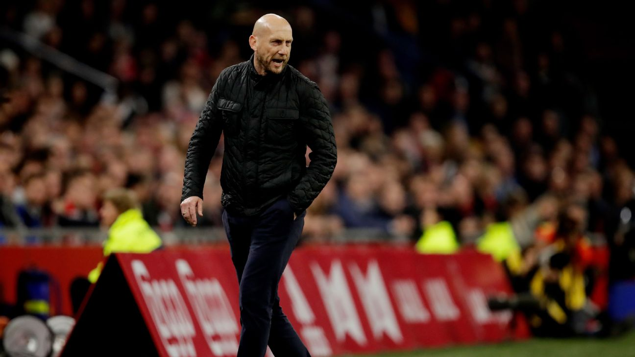 FC Cincinnati boss Jaap Stam: I thought wrong picture announcement was a prank