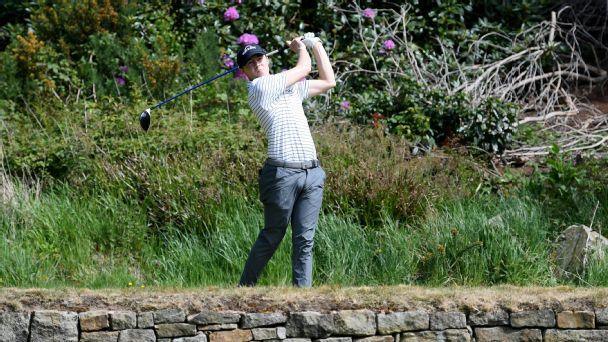 Matthew Fitzpatrick's road from England back to the PGA Tour -- and the United States