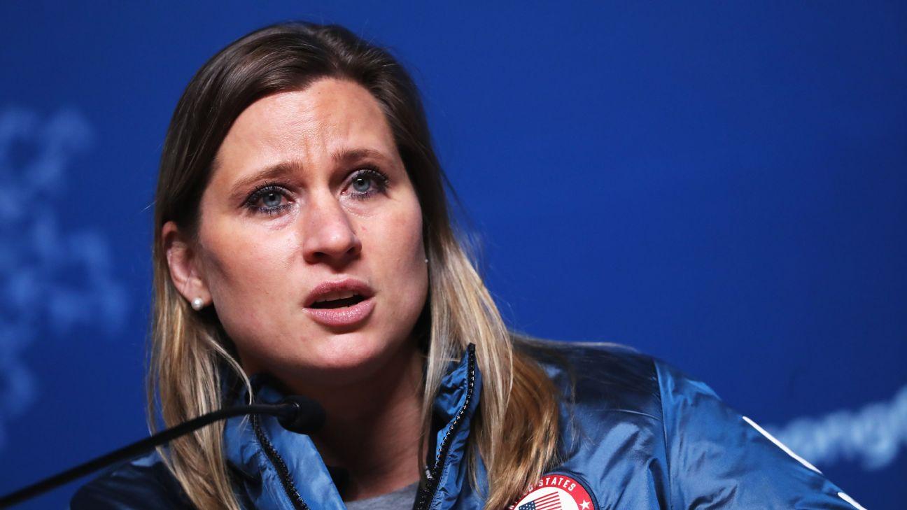 Angela Ruggiero: 'Shocking' that more women aren't NHL execs, coaches