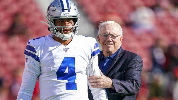 Barnwell debunks the debate around Dak's deal: Just pay him already, Dallas