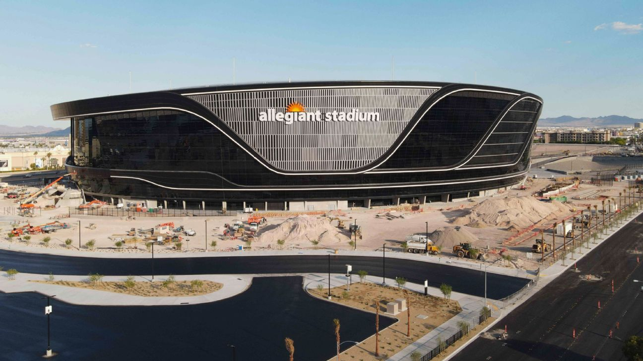 What S Going On With The Raiders Move To Vegas Las Vegas Raiders Blog Espn