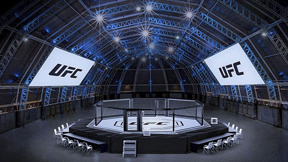 UFC to have fans in attendance for three January Fight Island cards