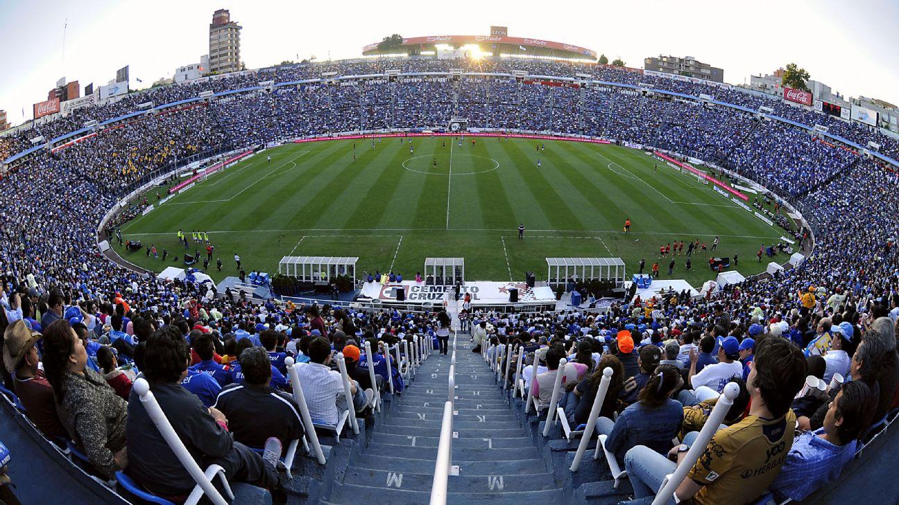 Estadio Azul Le Podria Abrir Sus Puertas A La Liga De Balompie Mexicano