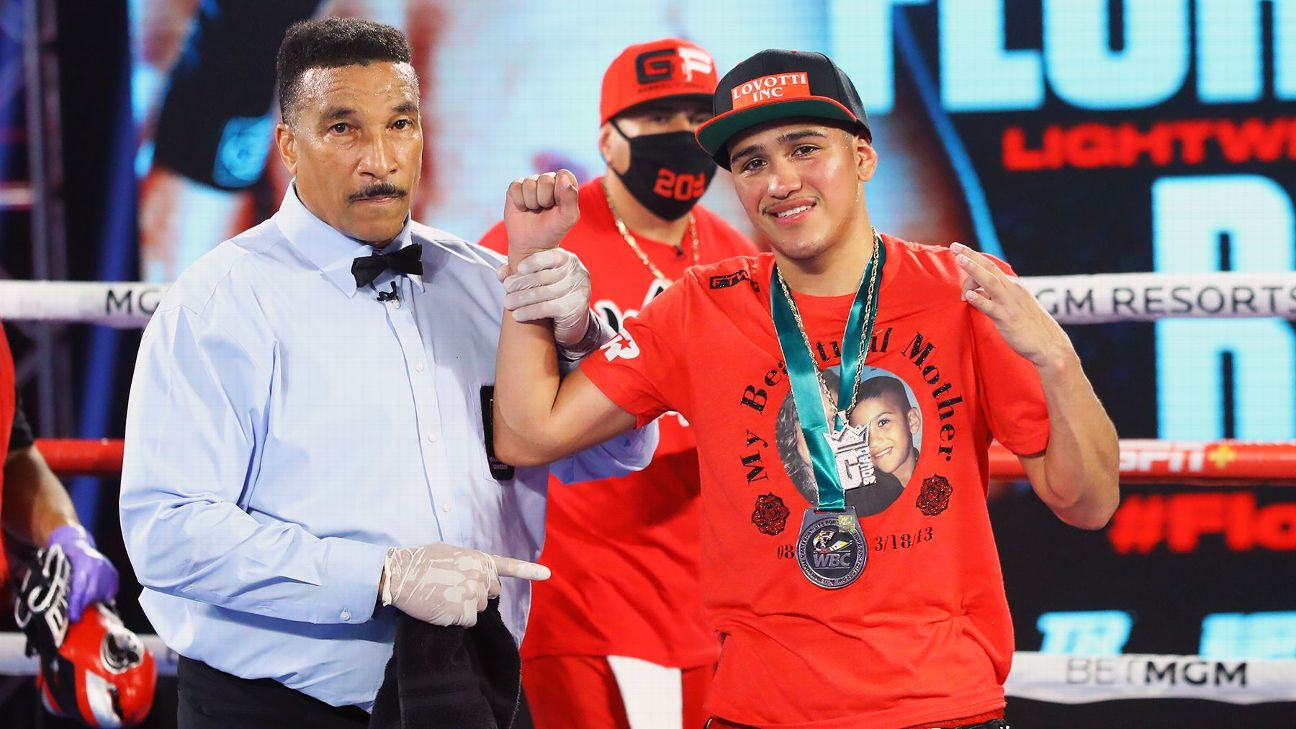 What's next for Gabriel Flores Jr.? Is he ready for a title shot?
