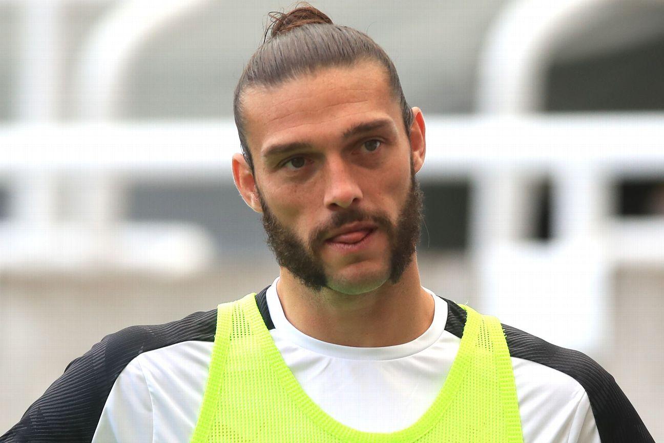 Lockdown hair takes centre stage as Premier League stars return