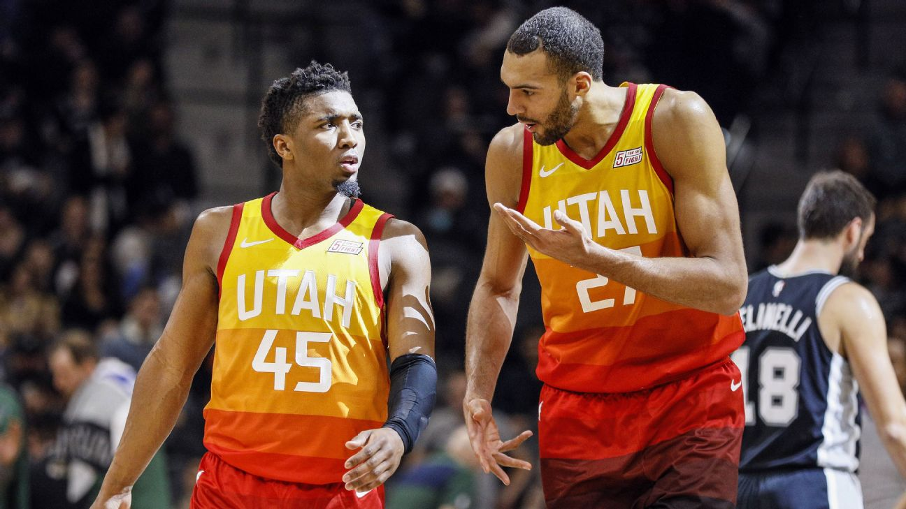 Inside the rift between Rudy Gobert and Donovan Mitchell, and what comes next