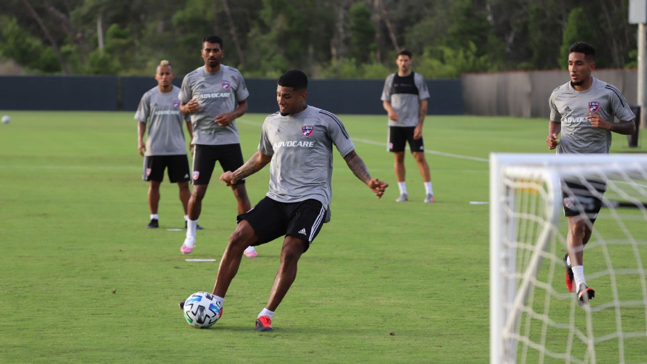 Fc Dallas Out Of Mls Is Back Tournament Amid Coronavirus Cases