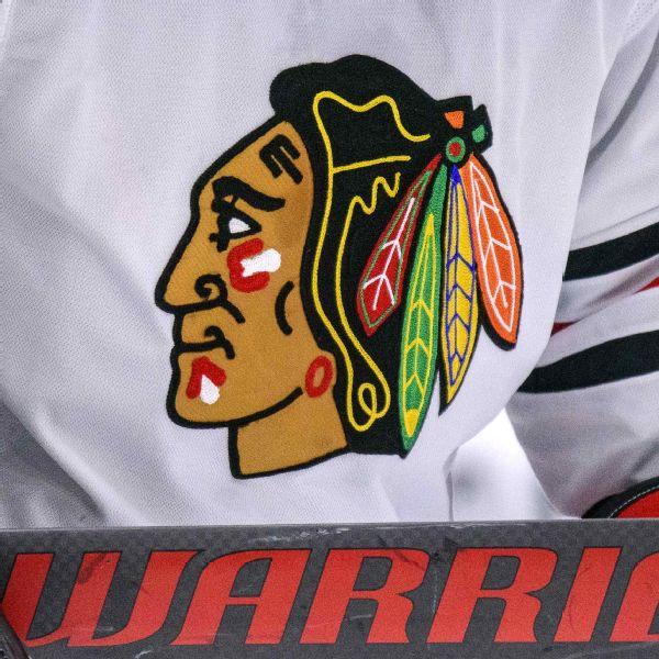 Blackhawks' Lankinen removed from COVID list